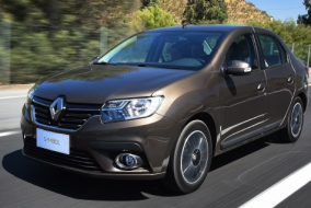 2018 Renault Symbol
