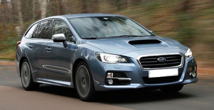 2018 Subaru Levorg 1.6 GT-S CVT