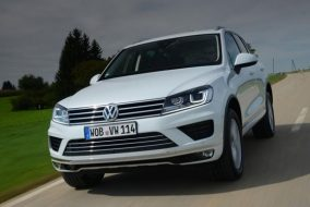 2018 Volkswagen Touareg 3.0 TDI