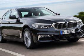 2018 BMW 5 Serisi 520d