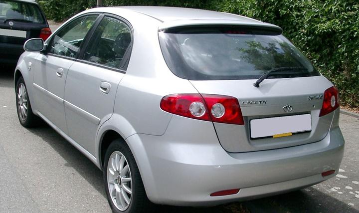 Chevrolet Lacetti Araba Teknik Bilgi