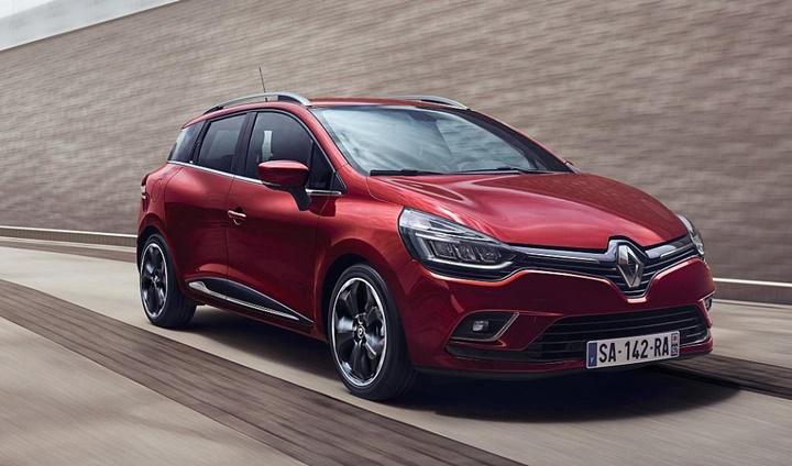Renault Clio Sport Tourer 2021